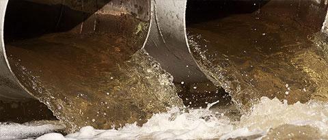 Gestion des pertes d'eau